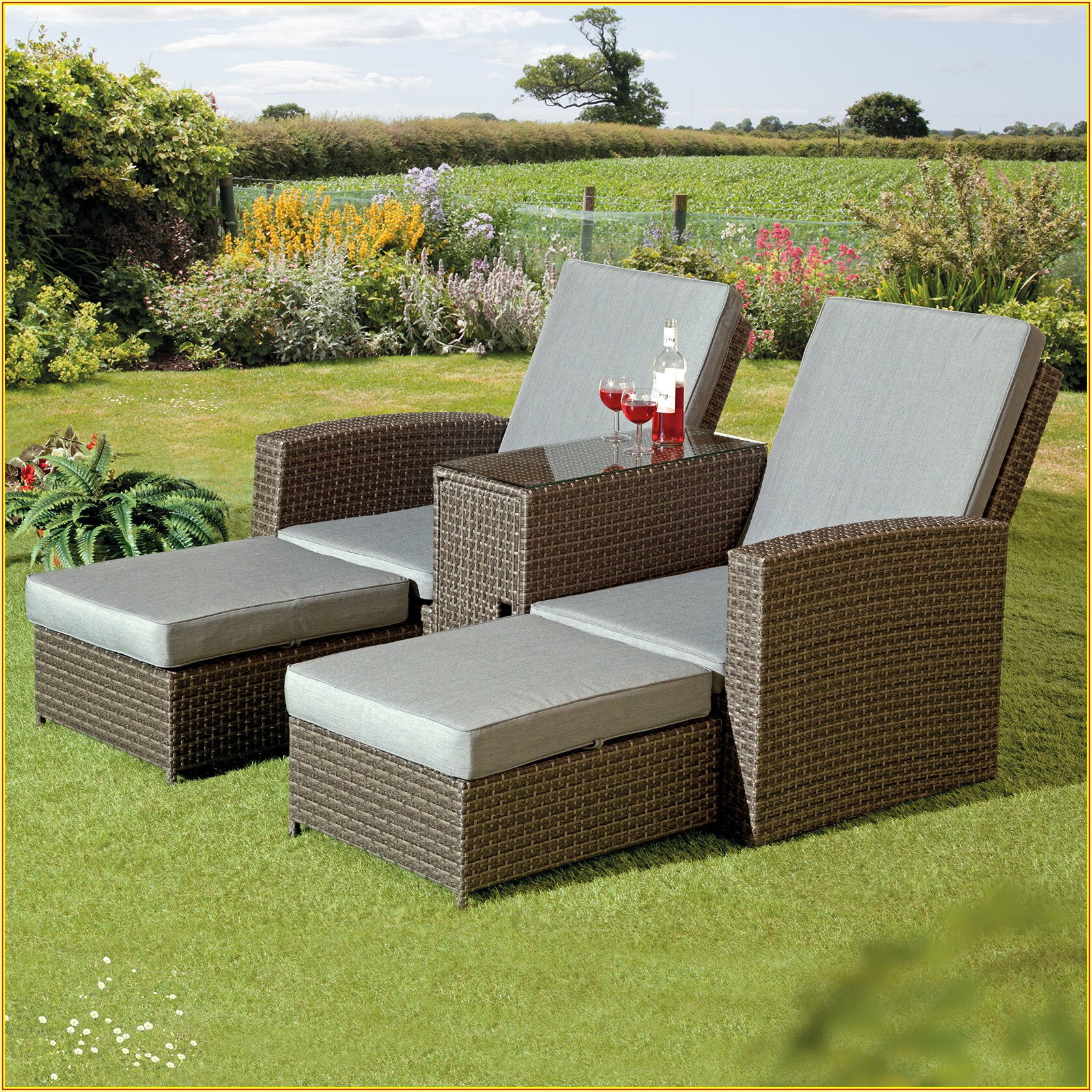 Red Cushions For Patio Furniture