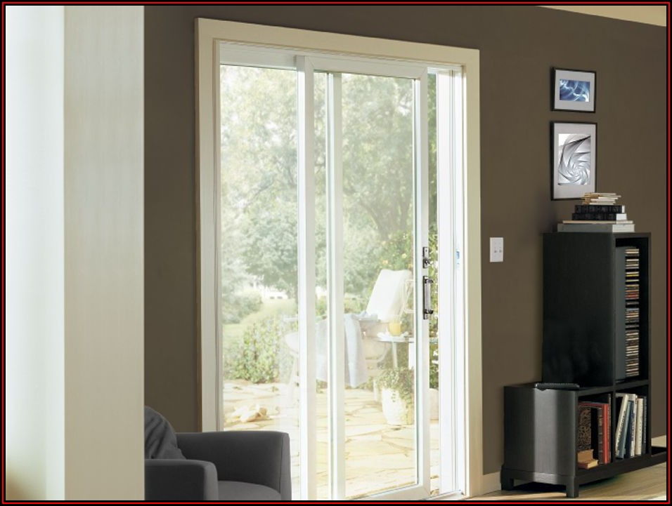Renewal By Andersen Patio Doors With Blinds