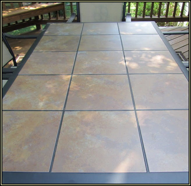 Replacement Tiles For Patio Table 12x12