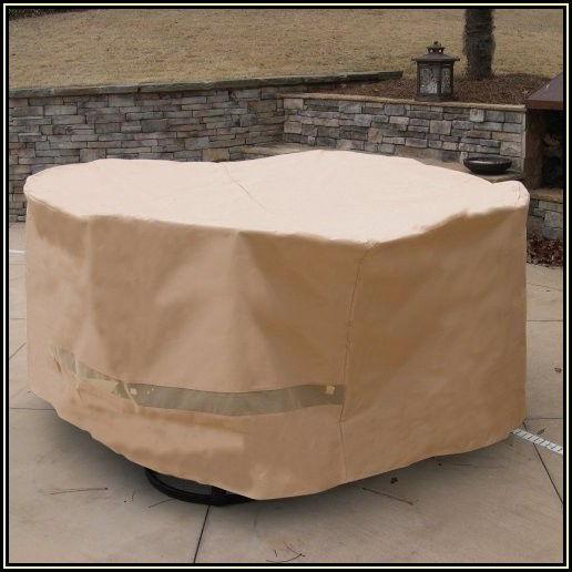 Round Patio Table Cover Amazon