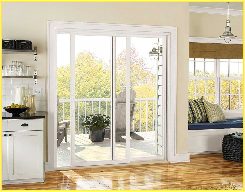 Sliding Glass Patio Door Replacement Options