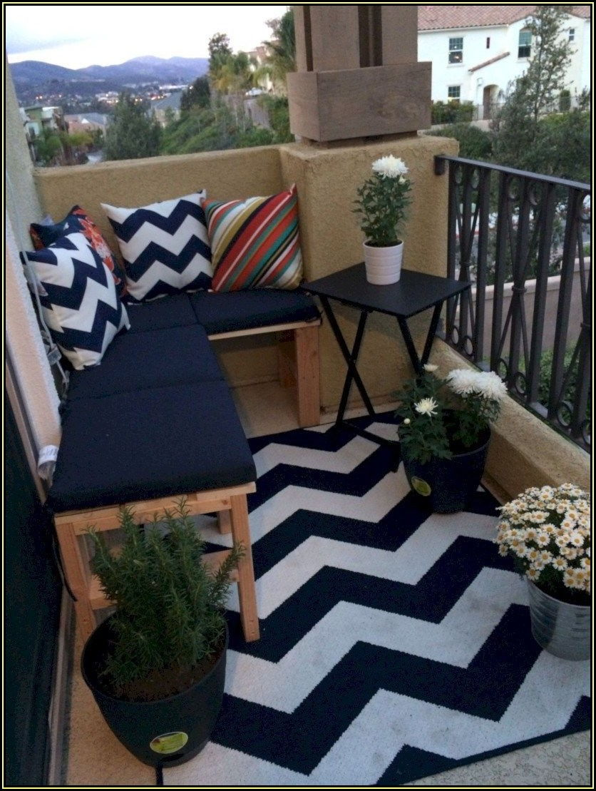 Small Apartment Patio Ideas On A Budget