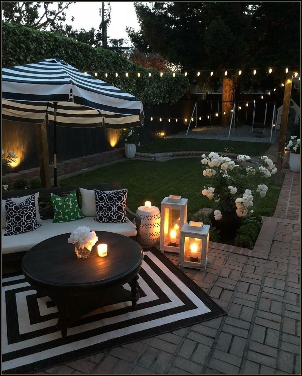 Small Patio Design Ideas On A Budget