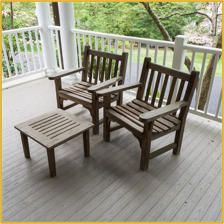 Smith And Hawken Patio Furniture Teak
