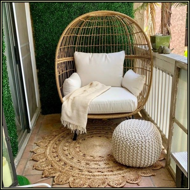 Southport Patio Egg Chair Cushions