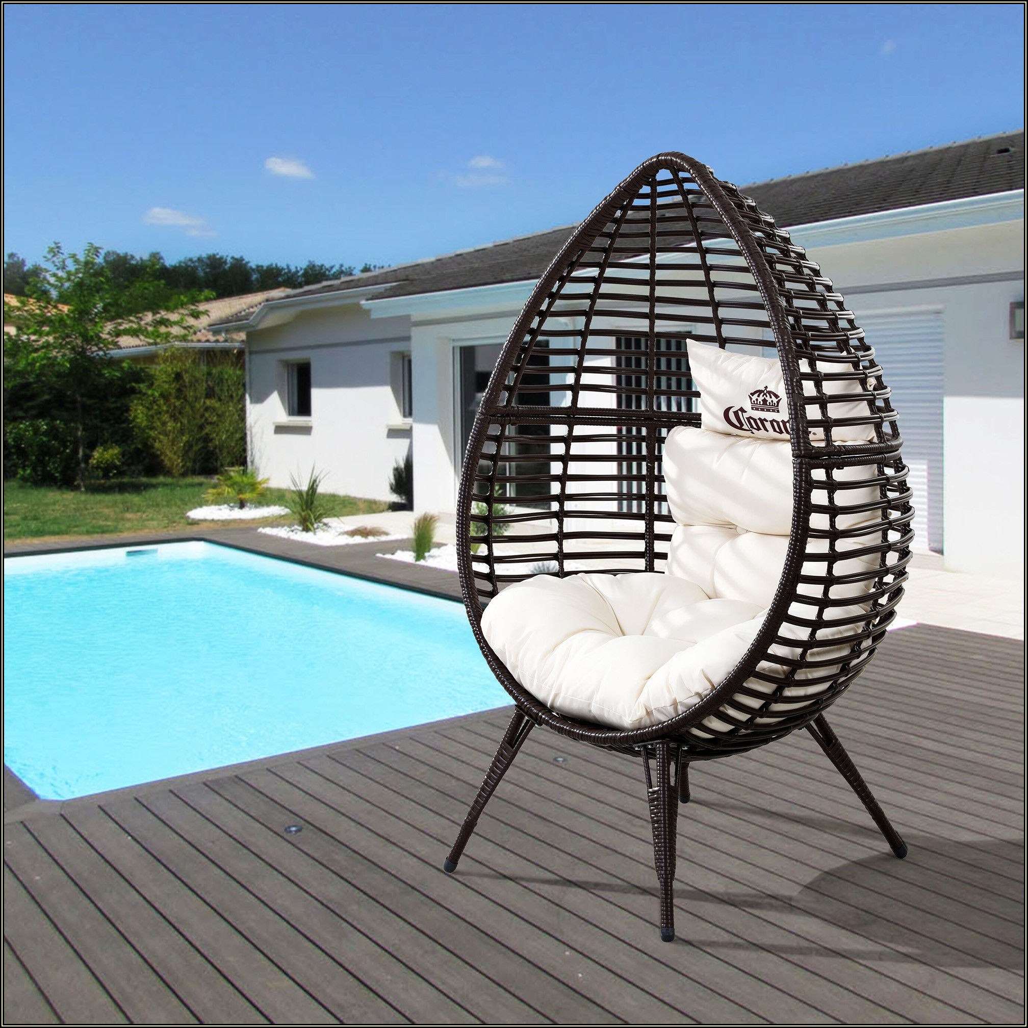 Southport Patio Egg Chair Uk