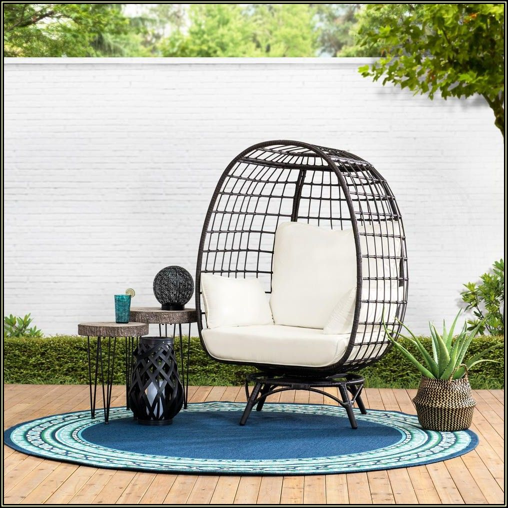 Southport Patio Egg Chair Walmart