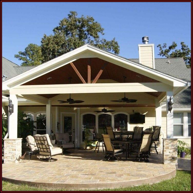 Stamped Concrete Patio Ideas On A Budget