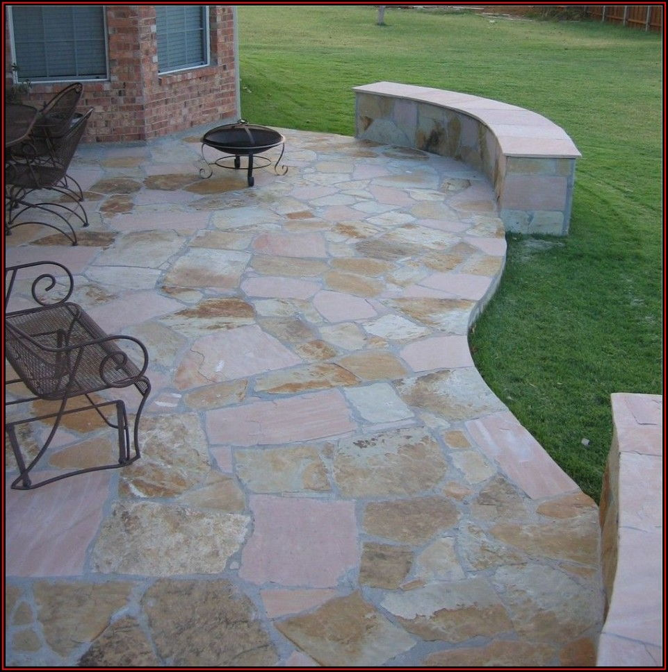 Stone For Patio Floor