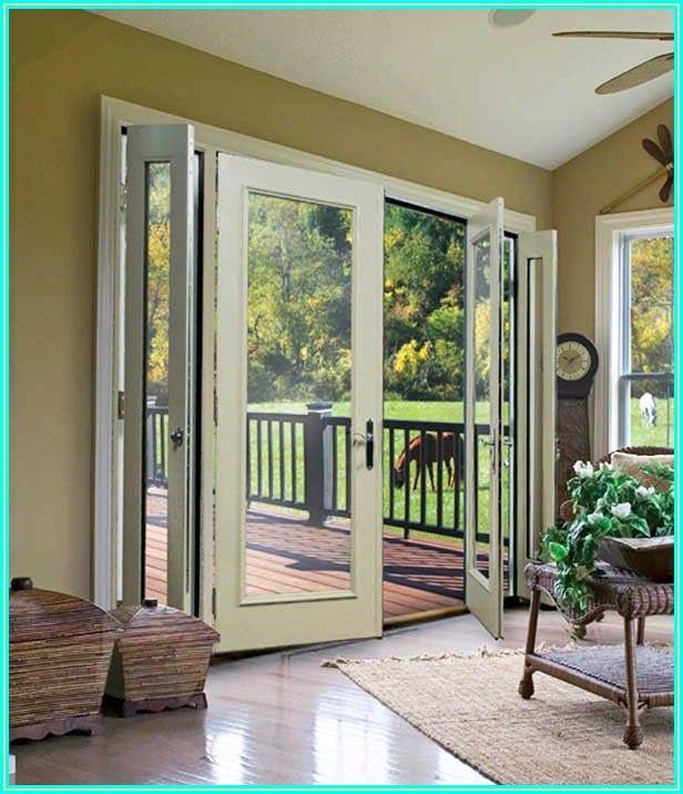 Therma Tru Patio Doors With Vented Sidelites