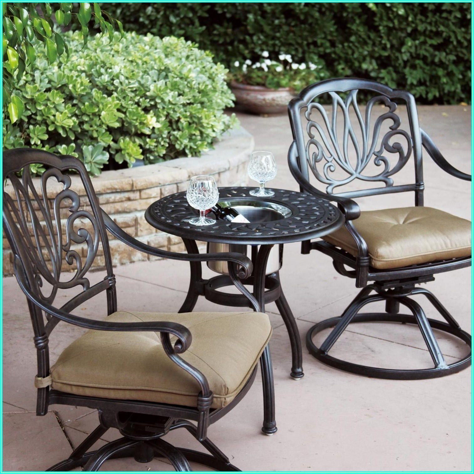 Three Piece Patio Set