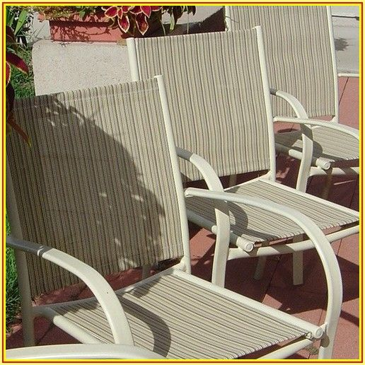 Vinyl Strapping For Patio Chairs Canada