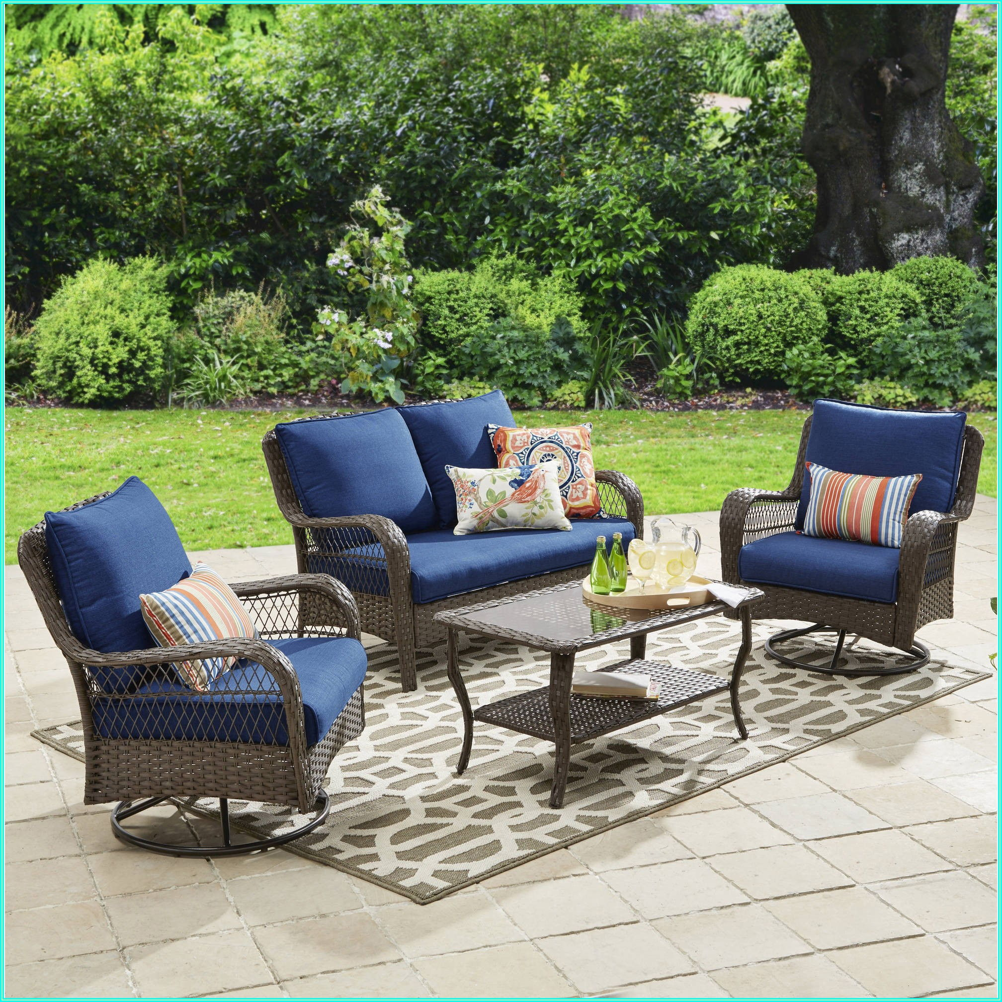 Walmart Outdoor Patio Sets