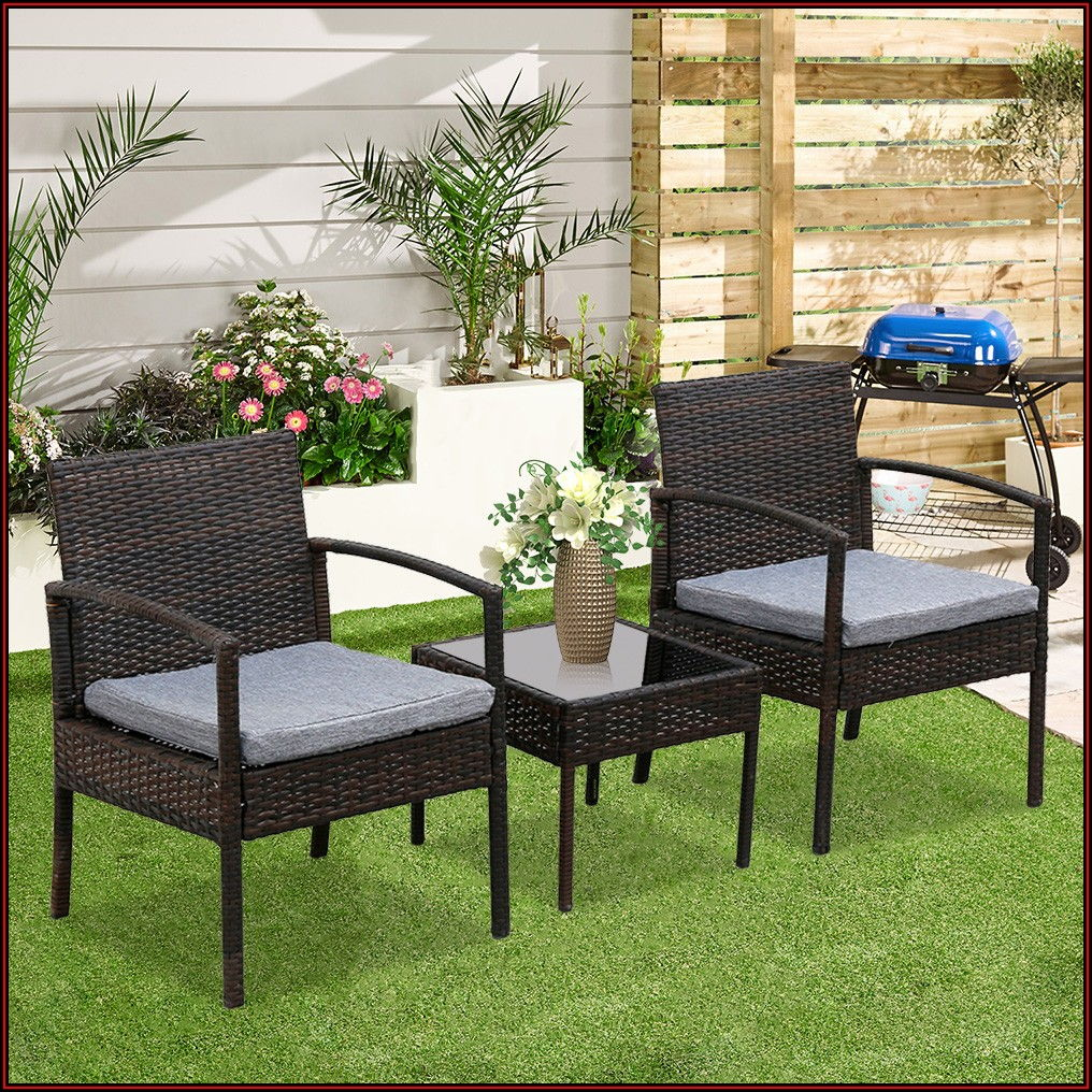 Walmart Patio Conversation Sets