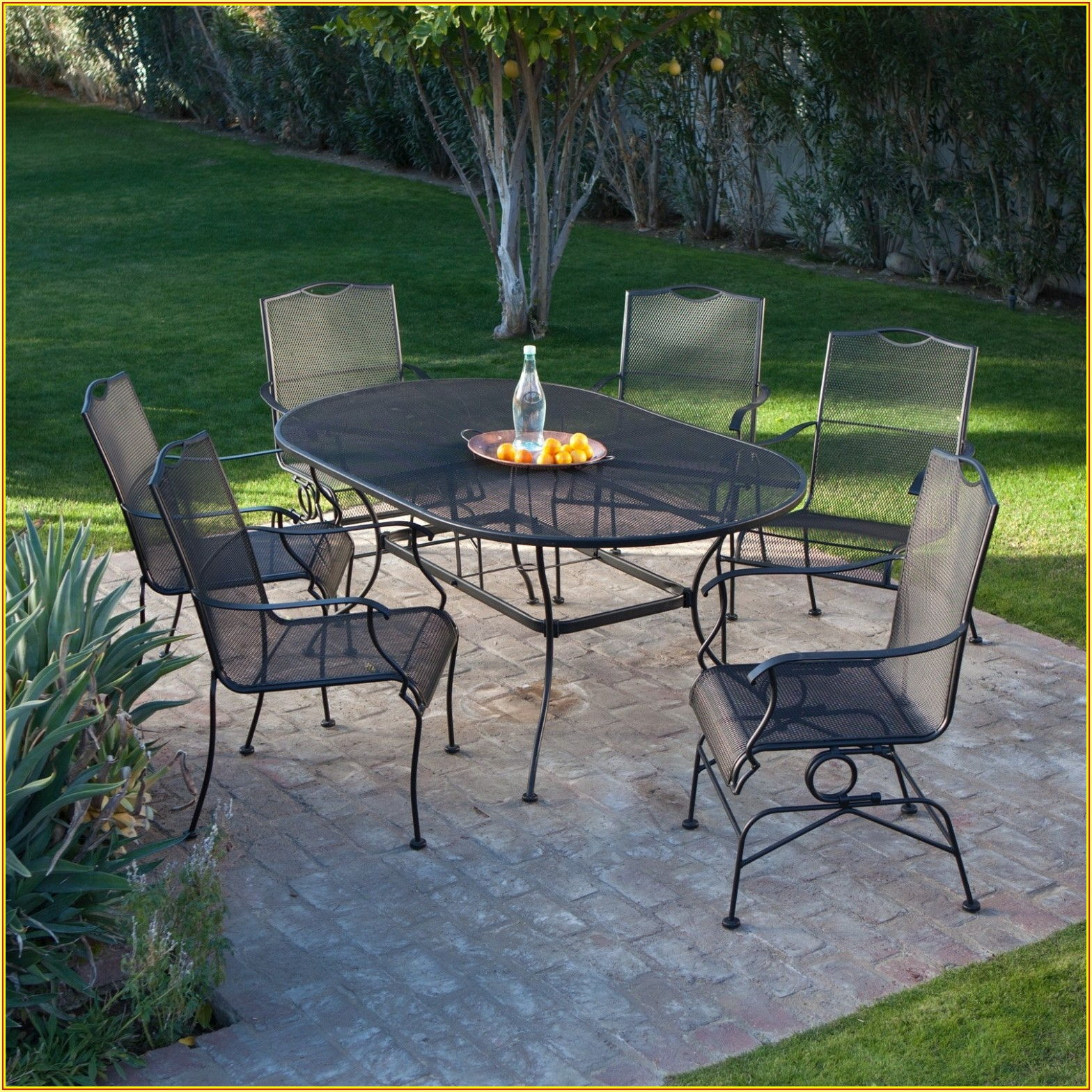 Walmart Patio Table Sets
