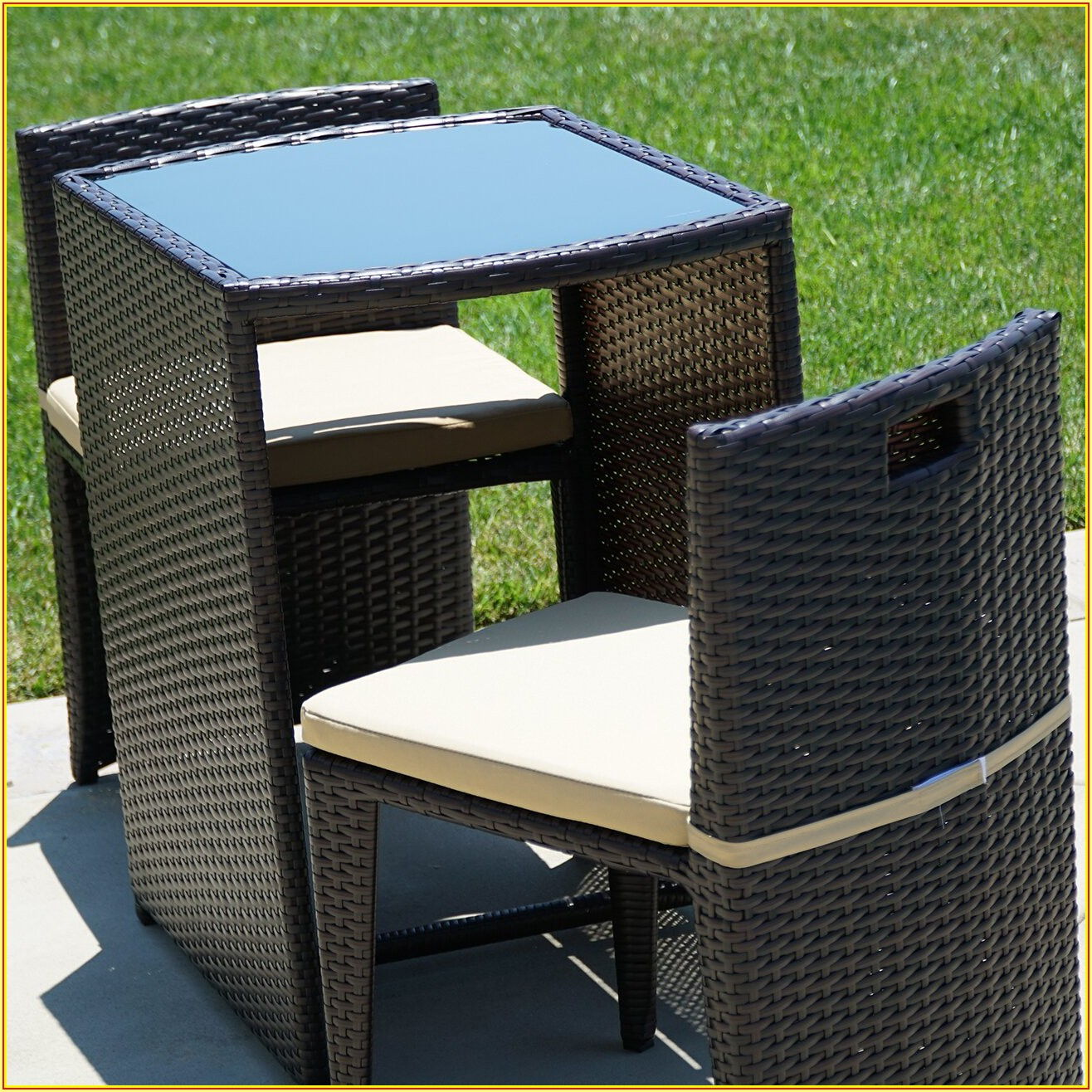 Wayfair Outdoor Patio Furniture Table And Chairs