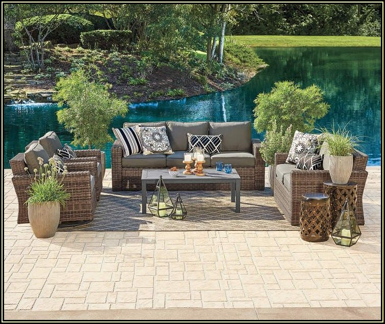Wilson And Fisher Patio Furniture Big Lots