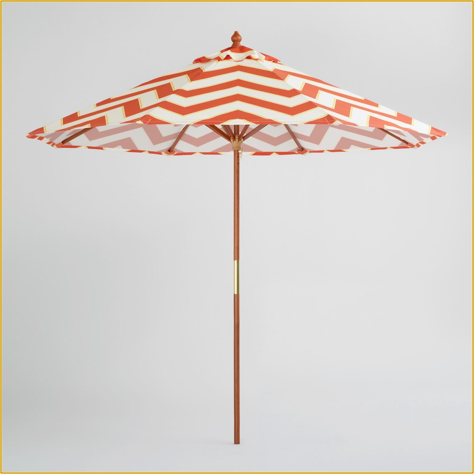 World Market Patio Umbrella