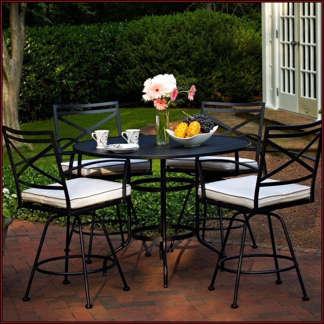 Wrought Iron Patio Furniture Glides