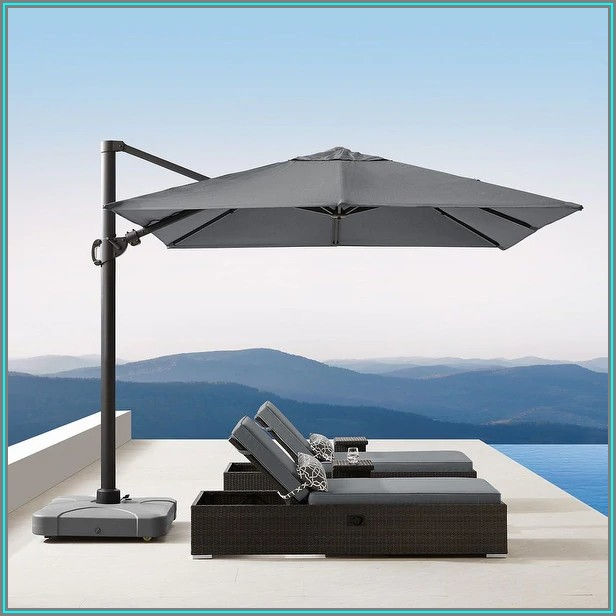 10 Foot Sunbrella Patio Umbrella