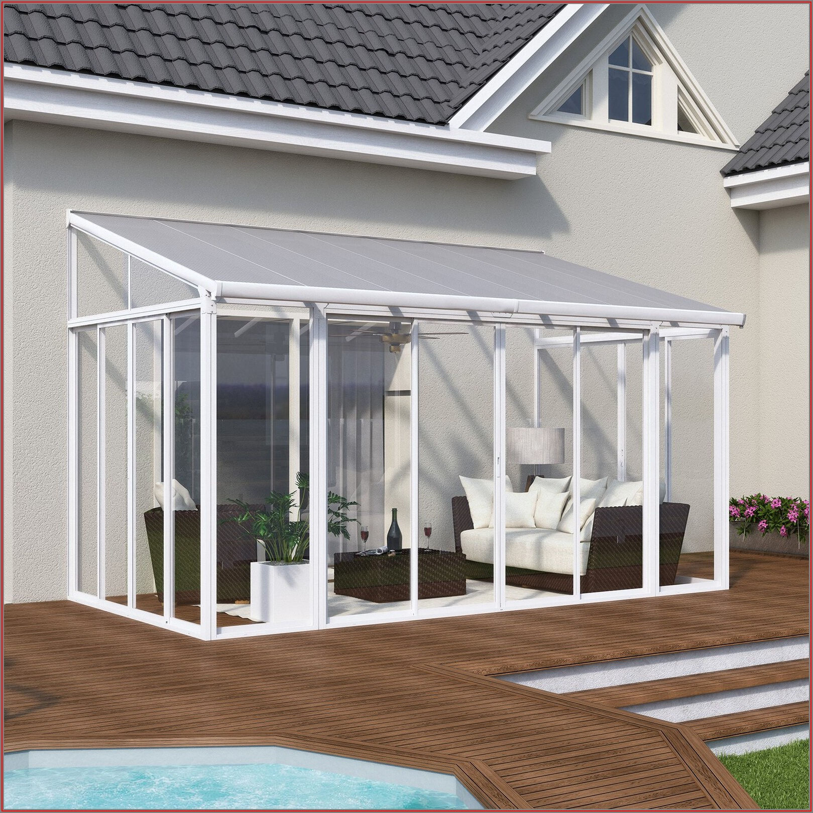 10 X 10 Patio Enclosure
