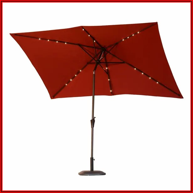 10 X 6 Patio Umbrella