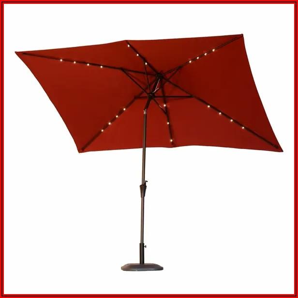 10 X 6 Patio Umbrella