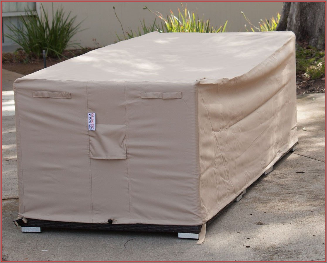 100 X 100 Patio Furniture Cover