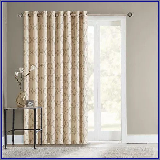100x84 Patio Door Curtains
