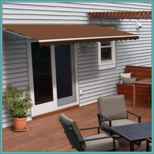 12 Foot Patio Awning