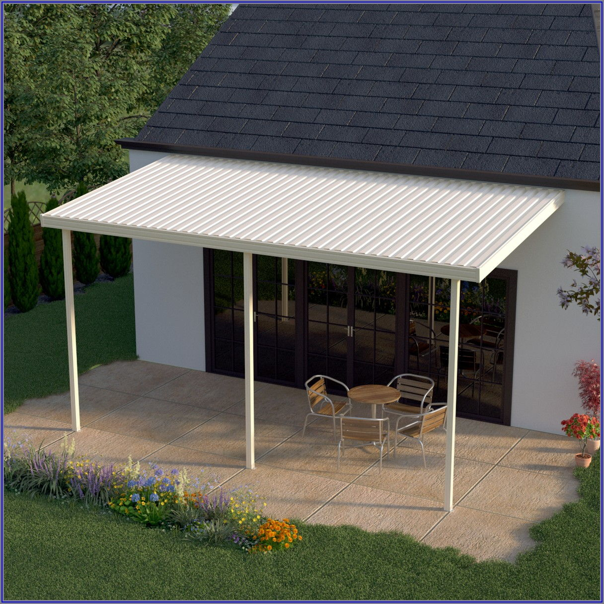 12 X 12 Patio Cover