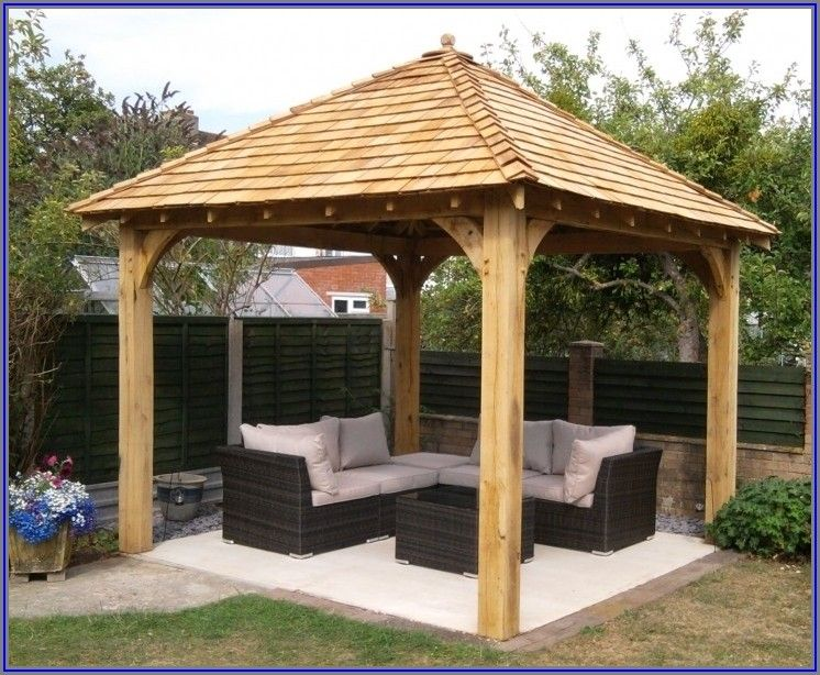 12 X 12 Patio Gazebo