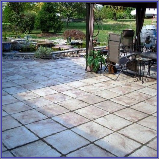 12 X 12 Patio Pavers