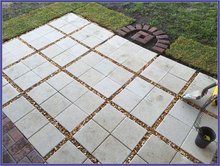 12 X 12 Patio Stones