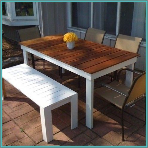120 Inch Patio Table