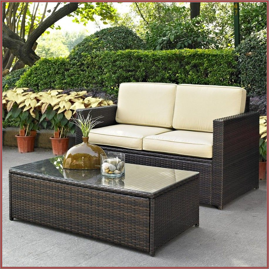 2 Piece Patio Furniture