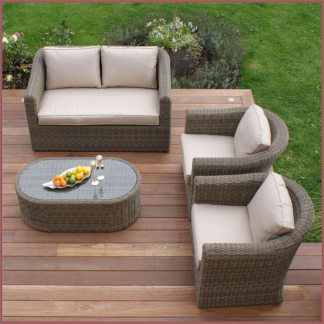 2 Seater Patio Furniture