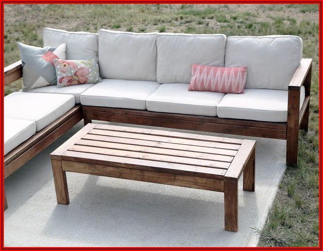 2 X 4 Patio Furniture Plans