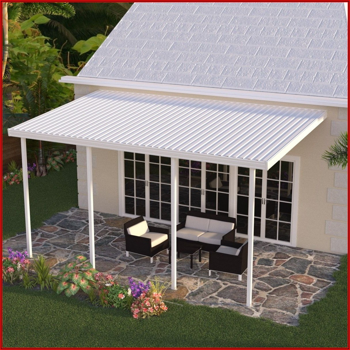 20 X 15 Patio Cover