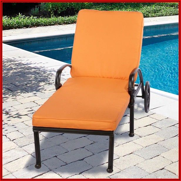 21 Inch Wide Patio Chair Cushions
