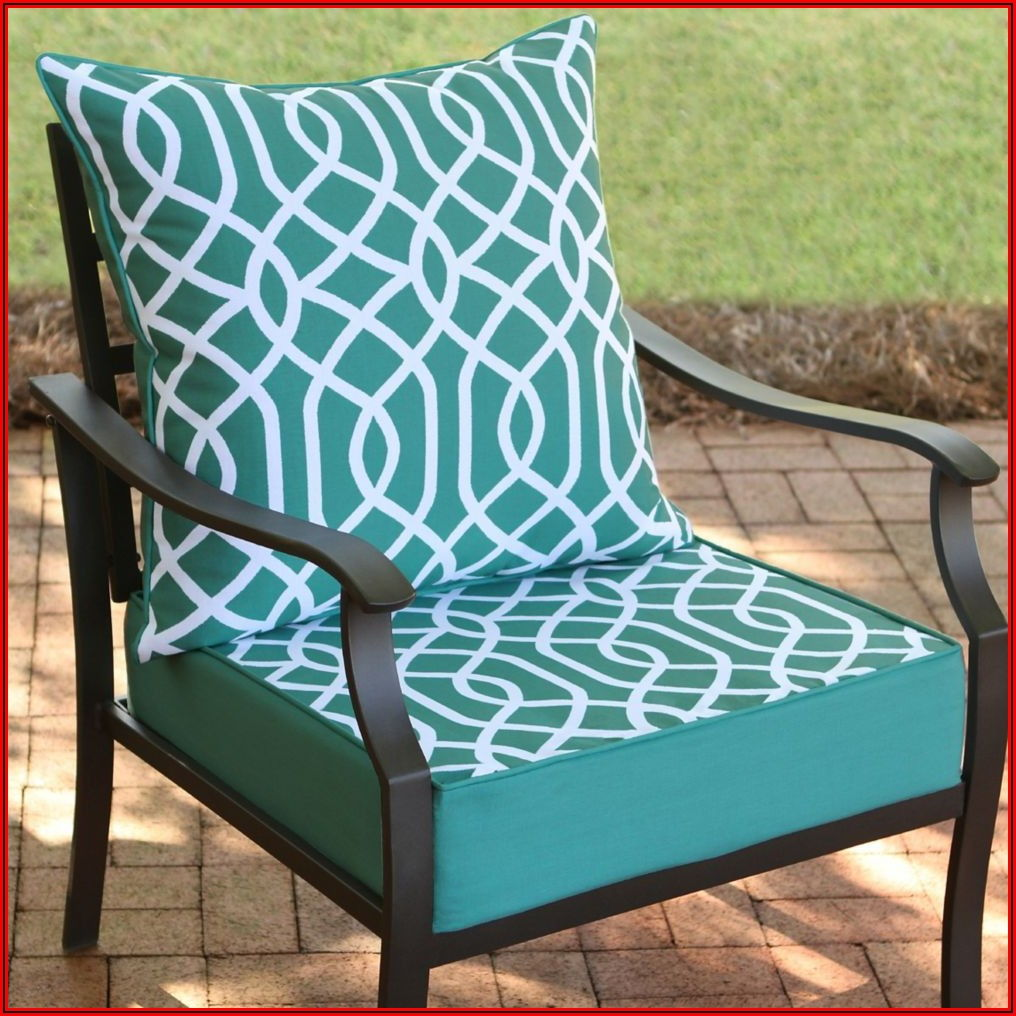 24 X 20 Patio Chair Cushions