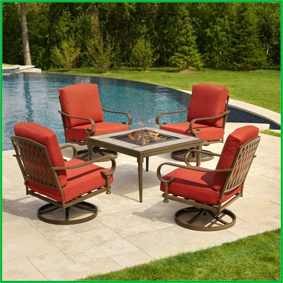 25 Piece Patio Set