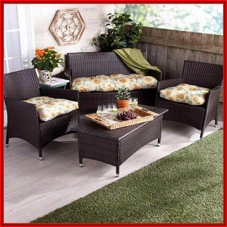 3 Pc Patio Cushion Set