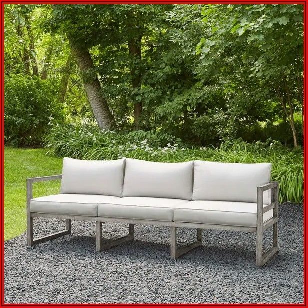 3 Seat Patio Sofa