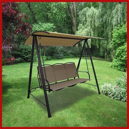 3 Seat Patio Swing Canopy Replacement
