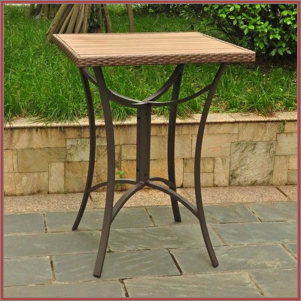 32 Inch Patio Table