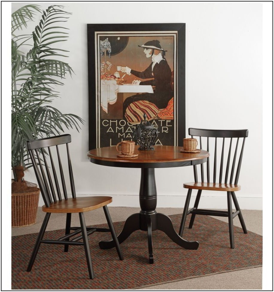 36 Inch Classic Round Table