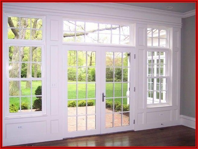 36 Inch Patio Door