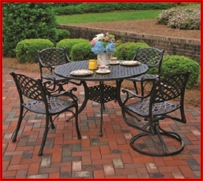 36 Inch Patio Table Set