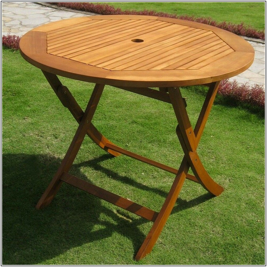 36 Inch Round Patio Table